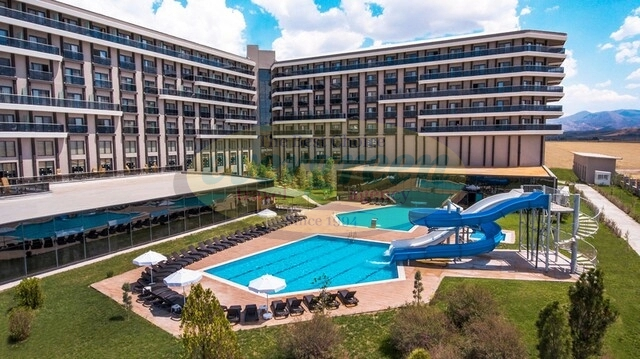 Afyon Sandıklı May Otel Termal Turu